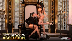 [TheDude3DX] Lust Unleashed: Ascension Part 1(without comic) [catt]