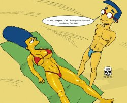 Finest Naked Ned Flanders Pictures