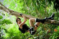 Lara Croft by Lena-Lara