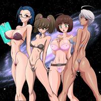 Lesbian threesome massage xxx
