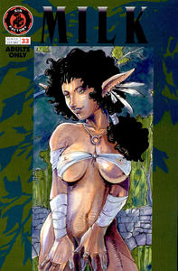 Milk! Volume 33 {English}