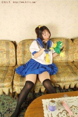 [BLT-038] (Moe Okazaki) - Karina Toyota @ Asuka 120%