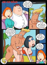 Family Guy - Jeu de Rôle! (french)