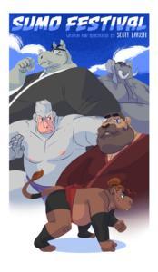 [scott larish] sumo festival [in progress]