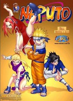 Free Hentai Western Gallery: Naruto in Spanish