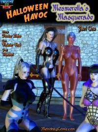 Halloween Havoc - Mesmerella's Masquerade 1-6
