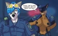 [DKSK30] Furry Patrol [Rewritten]