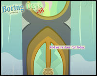 [Flash_Draw] Boring Days [Ongoing]