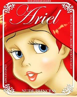 Free Hentai Western Gallery: Ariel -Nude Princess- (The Little Mermaid)