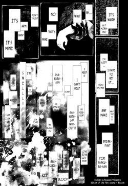 [Koishi Chikasa] Kajiba no Majo - Kaika | Witch of the Fire Scene - Bloom (Towako 4) [English] {CapableScoutMan & bigk40k} [Digital]