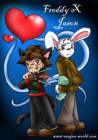 ::Freddy X Jason::
