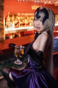 Fate/Grand Order 黑贞德 聖夜の晚餐