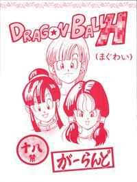 [Rehabilitation (Garland)] DRAGONBALL H (Maguwai) (Dragon Ball Z) [red cover]