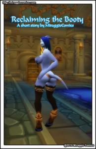 [Warcraft Nostalgia] MiraggioComics - Commission 3D Art Manipulations