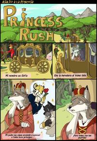 [Jagon] Princess Rush (Spanish)
