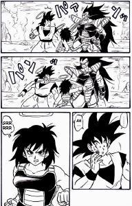 (rjackson244) Goku meets his family (English)