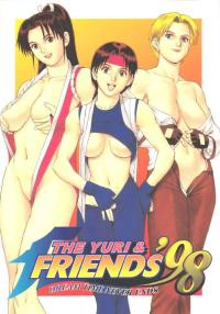 (CR24) [Saigado (Ishoku Dougen)] The Yuri & Friends '98 (King of Fighters) [Korean] [Incomplete]