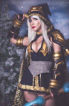 Danielle Beaulieu -  Ashe (League of Legends)