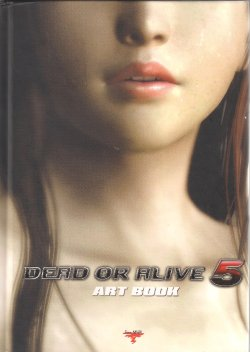 Dead or Alive 5 Artbook