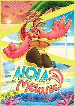 [Latiar010 (LarAnthrod)] Alola Melanie (Pokemon) Ongoing