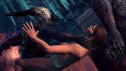 The Borders Of The Tomb Raider -Part 2  [DarkLustSFM] VIOLENCE CONTENT!