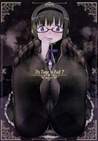 (C88) [GADGET (A-10)] Its Time to Fall? (Puella Magi Madoka Magica) [English] {Sharpie Translations}
