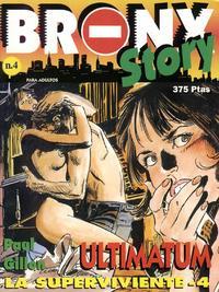 [Paul Gillon] La Superviviente Vol.4 [Spanish]