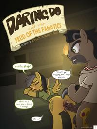 Free Hentai Western Gallery MLP FiM - Feud of the Fanatics by SyoeeB (Complete)