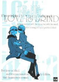 [WILD JULIET (Chitose Asahi)] Love Is Blind (Axis Powers Hetalia)