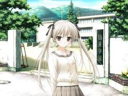 Free Hentai Game CG Set Gallery: [Sphere] Yosuga no Sora