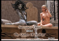 Free Hentai Misc Gallery Saroyee's Quest 2 - The Queen Of Snakes [Russian] [Witcher000]