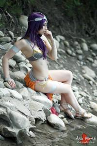 Mara (Maya) Dragon Warrior 4 (Dragon Quest IV) by Vanessa Wedge Cosplay