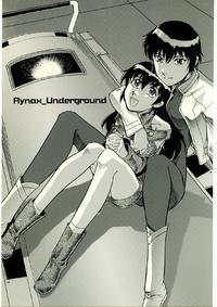 (C69) [Okinawa Taieki Gunjinkai] Rynax_Underground (Kurau : Phantom Memory)