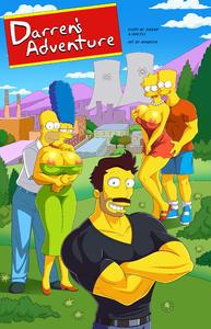 [Arabatos] Darren's Adventure (The Simpsons) [Ongoing]