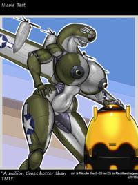 Nikraria The Lady Killer Fallout  Porn Comics