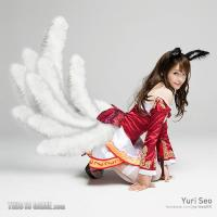 League of Legends Janna and Ahri Cosplay