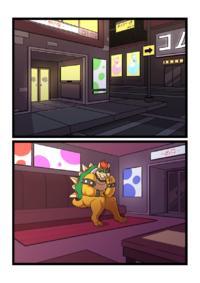 Free Hentai Western Gallery [Komponi] Egg House (Super Mario Bros.)