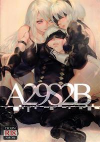 (FF31) [Aoinhatsu (Aoin)] A29S2B (NieR:Automata) [Spanish] (Solarismaximum)