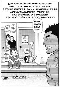 [Matsu Takeshi] ¡Ah si, el apartamento de iwaki para ti! [Spanish] [Tori-traducciones II] [Decensored]