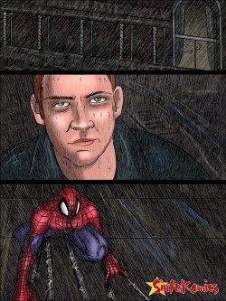 Sinful Comics - Spiderman - Spaider