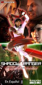 [G9MPcomics] Shadow Ranger Zero Parte 2: Entre dos mundos (spanish)