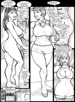 Free Hentai Western Gallery: Mary Jane XXX [Wolverino](Ongoing)