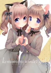 (C91) [Limonello Squash, Oasis+ (Miyagura Shiiha, Usashiro Mani)] Kemomimi winter girls!