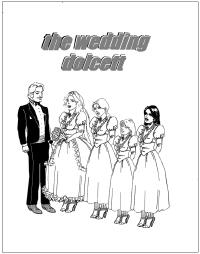 the wedding dolcett [french]