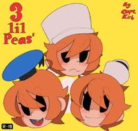 Free Hentai Western Gallery [CaptainKirb] 3 Lil Peas (Skullgirls) [English]