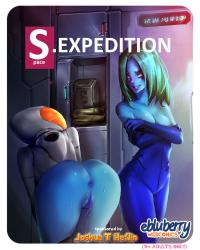 Free Hentai Western Gallery [Ebluberry] S.EXpedition [Ongoing]