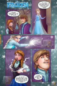 [Drawn Hentai] - Frozen (eng)