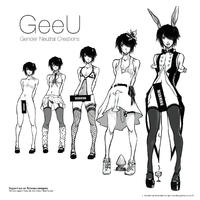 GeeU - Yuki's First Solo Adventure