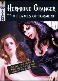 [Bielegraphics] Hermione Granger and the Flames of Torment (Harry Potter)