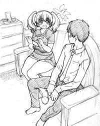 Shiwasu no Okina Pochaco drawings